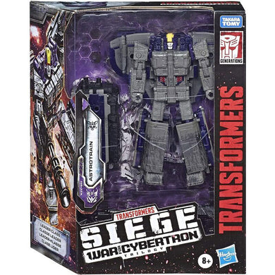 Transformers War for Cybertron Leader - Astrotrain Action Figure