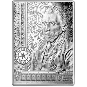 2020 France 10€ Masterpieces of the Museum - Van Gogh Silver Proof