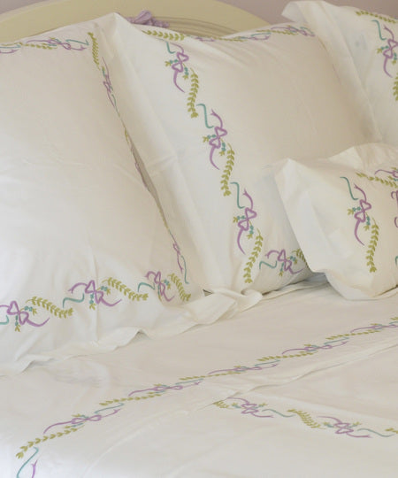 Bordeaux Duvet Cover