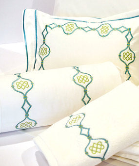 Celtic Knot Flat Sheet
