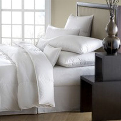 Mackenza 560 Fill Power White Down Comforter - SUMMER WEIGHT