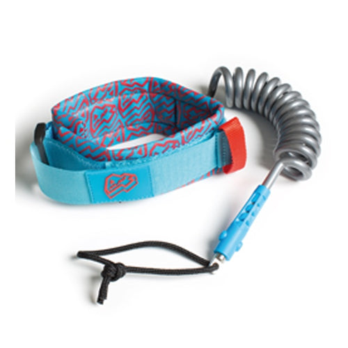 4PLAY BODYBOARD PERFORMANCE BICEP COIL LEASH