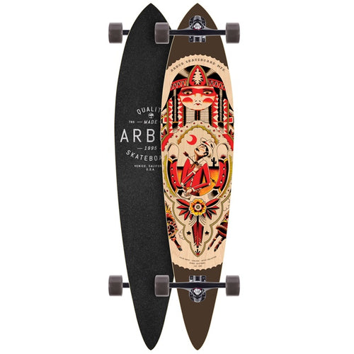 ARBOR SKATEBOARDS TIMELESS AC COMPLETE 46