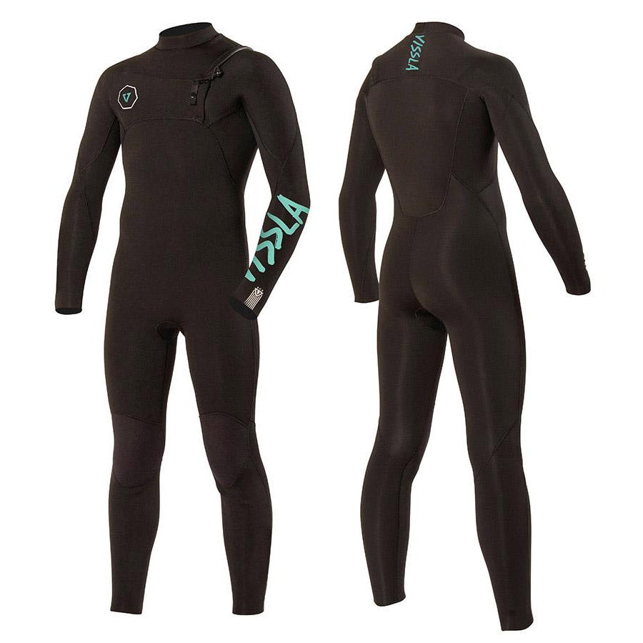 VISSLA 7 SEAS YOUTH FULL SUIT CZ 4/3MM 2020