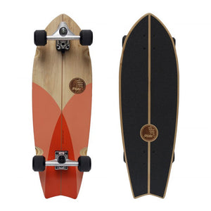 "SLIDE FISH TUNA 32"" SURF TRAINER SKATEBOARD"