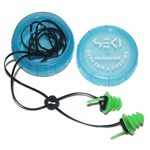 SEKI SILICONE EAR PLUGS