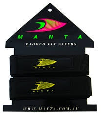 Manta Padded Fin Savers