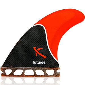 FUTURES LOST CARBON RED TRI M