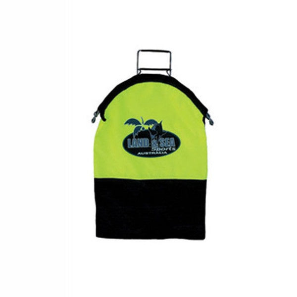 L&S SPRING LOADED CATCH BAG HEAVY DUTY