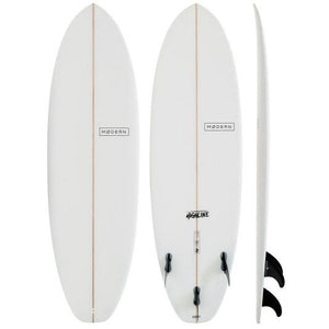 MODERN HIGHLINE CLEAR P.U 6'2""