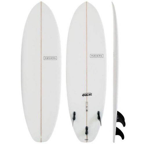 MODERN HIGHLINE CLEAR P.U. 5'10''
