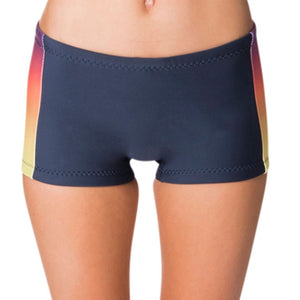 RIP CURL WMNS G BOMB BOYLEG NEO SHORTS 1MM Multi Colour