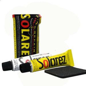 SOLAREZ POLYESTER  UV MINI TRAVEL KIT