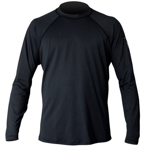 XCEL MENS L/S VENTX RASH TOP
