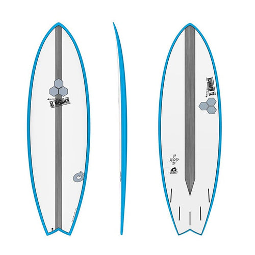 TORQ CHANNEL ISLANDS POD MOD 6'2