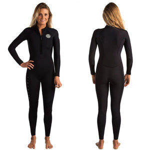 RIP CURL WOMANS G-BOMB FRONT ZIP FULL 2MM 2017