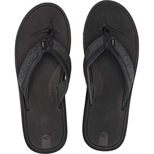 O'NEILL MENS BEACONS JANDAL BLACK
