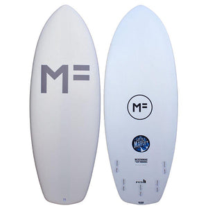 "MICK FANNING SOFTBOARD 5'10"" LITTLE MARLEY WHITE"