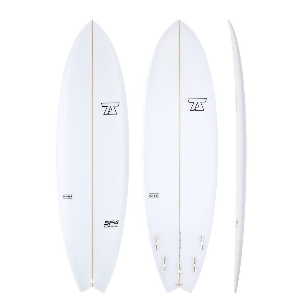 7S SUPERFISH 4 PU 6'0