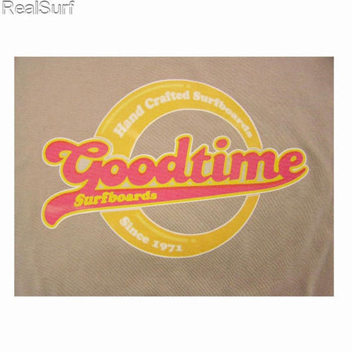 Retro GOODTIME T-Shirt - Grey