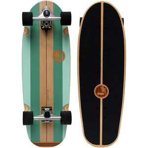 "SLIDE GUSSIE AVALANCHE 31"" SURF TRAINER SKATEBOARD"