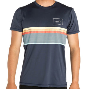 RIP CURL MENS SURFLITE UV TEE