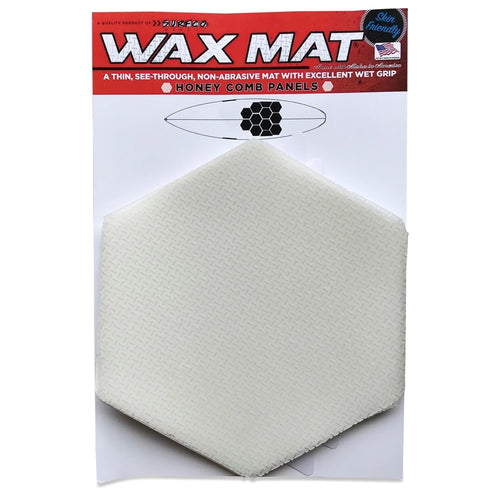 SURF CO HAWAII WAX MAT HONEYCOMB KIT