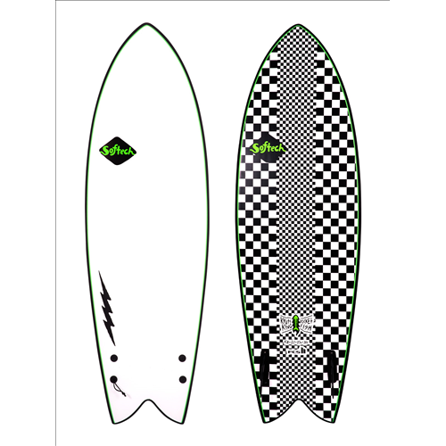 SOFTECH KYUSS FISH 5'8