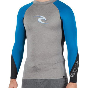 RIP CURL YOUTH WAVE L/S RASH TOP