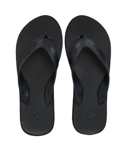 O'NEILL MEN'S CLEAN AND MEAN JANDALS Black