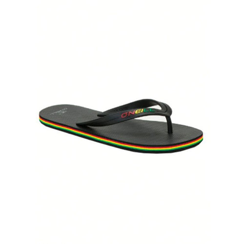 O'NEILL MEN'S FRICTION JANDALS RASTA 2019
