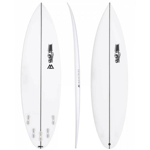 MONSTA 2020 ROUND TAIL 6'2 FCSII
