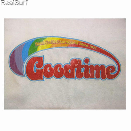 Retro GOODTIME T-Shirt - White