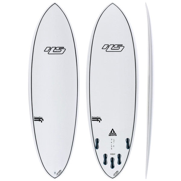 HAYDENSHAPES HYPTO KRYPTO BLONDE FCS II Tri/Quad 5'6