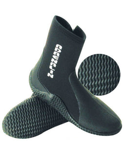 ADRENALIN 5MM DIVE BOOTS UK SIZES