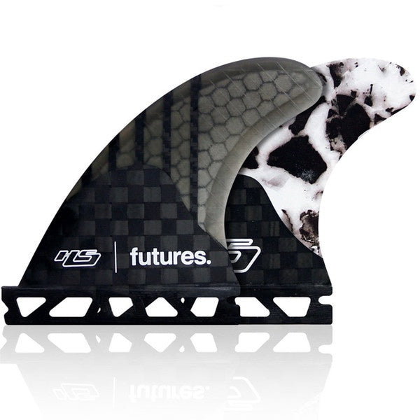 FUTURES HS3 V2 X/SMALL GEN SERIES TRI FIN SET