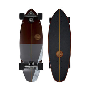 "SLIDE DIAMOND KOA 32"" SURF TRAINER SKATEBOARD"