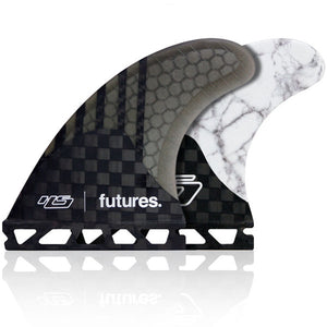 FUTURES HS2 V2 MEDIUM GEN SERIES TRI FIN SET