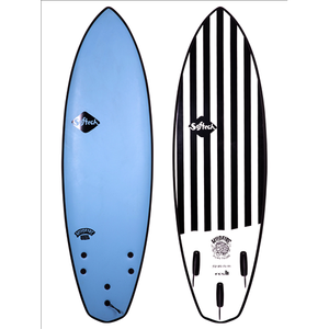 "SOFTECH TOLEDO WILDFIRE 5'11"" STRIPED"