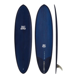 "SALT GYPSY MID TIDE 7'0"" OCEAN BLUE"
