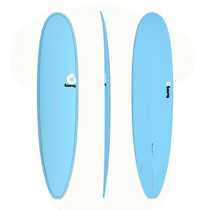 "TORQ LONGBOARDS 9'0"" EPOXY BLUE"