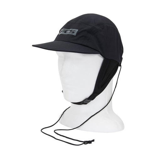 FCS ESSENTIAL SURF CAP BLACK