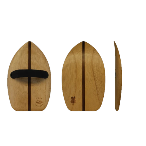 TREE TO SURF PAULOWNIA HANDPLANE