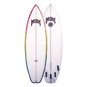 "...LOST RAD RIPPER 6'0"" PU FCS II"