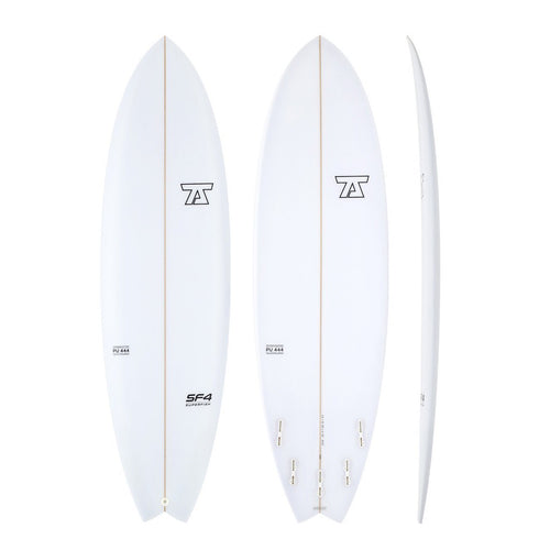 7S SUPERFISH 4 PU 6'6 FCS II
