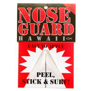 SURF CO NOSE GUARD ORIGINAL CLEAR