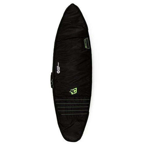 CREATURES SHORTBOARD DOUBLE 2019 BLACK/LIME