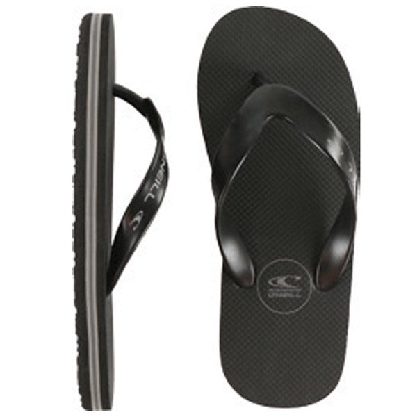 O'NEILL MEN'S FRICTION JANDALS Black