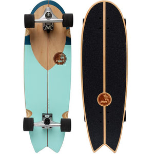 "SLIDE SWALLOW NOSERIDER 33"" SURF TRAINER SKATEBOARD"
