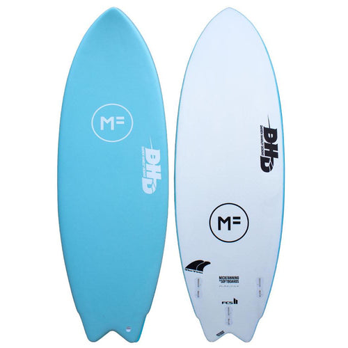 MICK FANNING SOFTBOARD DHD TWIN 6'0